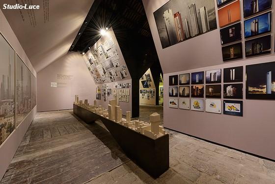 Artemide illumina il padiglione Italia alla Biennale di architettura di Venezia