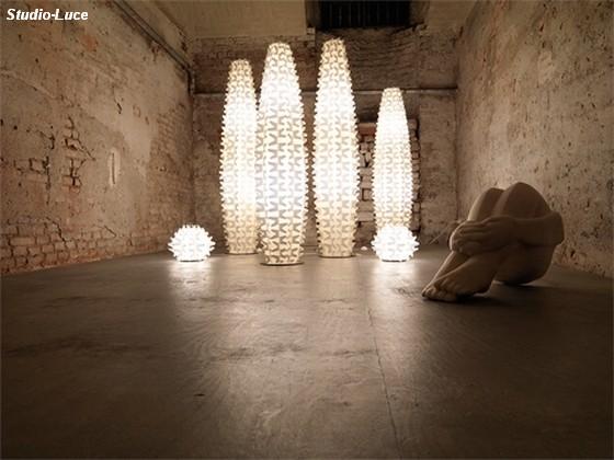 SLAMP sponsor tecnico per l'illuminazione dell'Auditorium Parco della Musica
